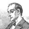 Holmes's face, from a Paget illustration
