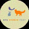 BTS hybrid fest icon