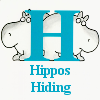 Hippos hiding by Sandra Boynton