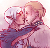 image of Fenris and Anders