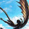 Raksura flying