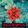 blue christmeth madness