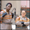 Patti and Abby from Ghostbusters