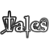 Fancy font displaying the word Tales in white text.