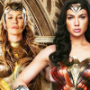 Diana and Hera from the 2017 Wonder Woman Movie