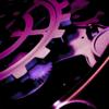 Purple clockwork gears