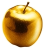 picture of a golden apple