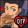 Momoshiro loves burgers