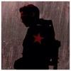 Silhouette of Bucky Barnes