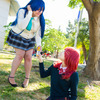 UmiMaki unidolized Constellation cosplay! (I'm Umi)
