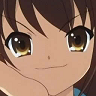 Haruhi smile.  Because it's going to be like that.