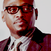 Omar Epps in glasses