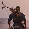 Image of Jin Sakai taken from Ghost of Tsushima