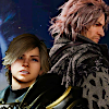 Loqi and Ardyn back to back