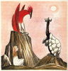 """Icon is an illustration by Tove Jansson for the swedish edition of """"Alice in Wonderland"""""""