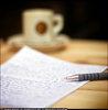 writing and coffee <3