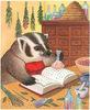 apothecary badger