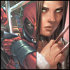 Deadpool/X-23 OTP!