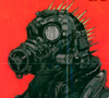 thi is a picture of kaiman from dorohedoro hes super cute pls go read it