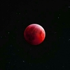 DaggerStar icon - photo of a deep red blood moon