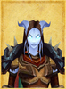 Tinuvial beria uin Morchaint, redeemed draenei death knight