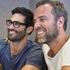 Tyler Hoechlin and JR Bourne