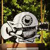 Eyeball Playing Guitar