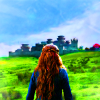 Catelyn Tully arrives at Winterfell