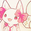 (it's a kyubey with a ribbon wwww what more to ask?)