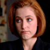 dana scully in 'bad blood'