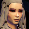 A personal female SIth Inquisitor character from SWTOR, Noore