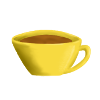 This icon is modelled after one of my teacups.