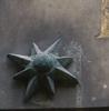 eight cornered iron star