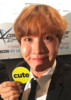 Hobi being adorable :3