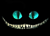 Cheshire Cat, playful yet serious
