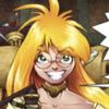 Agatha Heterodyne, main character from Girl Genius