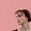 icon: Keira Knightley as Elizabeth Bennet