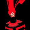 Scott Summers from the X-Men