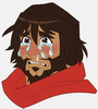 A crying Mcree because of all the sin