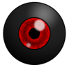 Black and Red eyeball