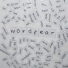 Default icon: wordfear