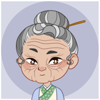 """Madame Tan Rui from """"A Waterfall of Gold Sparks"""""""