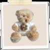 Fuzzy Teady Bear