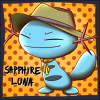 Sapphire Luna