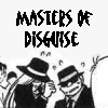Masters of Disguise Icon