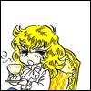 Oscar (Rose of Versailles), tea