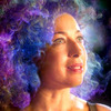Universe hair river