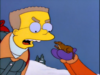 it's that screencap of smithers screaming at the hurt shrew that i love so much