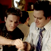 Peter and Jared, Franklin and Bash