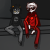DaveKat on a roof.